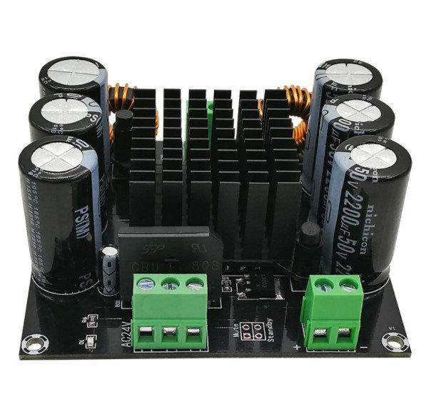 XH-M253 Высокомощный монофонический усилитель D-класса TDA8954TH основной режим BTL Hi-Fi мощность 420 ВТ