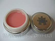 Гель моделирующий Salon Professional Warm Pink Builder Gel -матирующий, тепло-розовый 30 мл