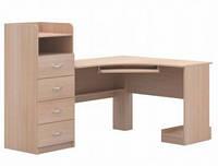 Угловой компьютерный стол СКУ-9 (не стандарт), фото 1
