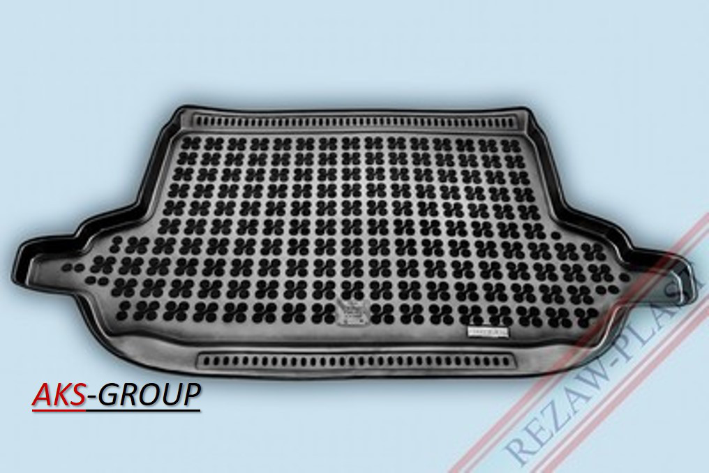 Коврик багажника резиновый Subaru Forester IV 2012 - 2018 Rezaw-Plast 233007