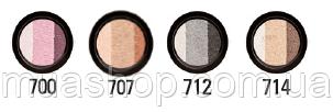 Тени для век  Бриллиантовые Трио (700) Diamond Eyeshadows Trio Perl. Paese, фото 2