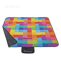 Одеяло плед для пикника spokey spokey picnic colour 83017