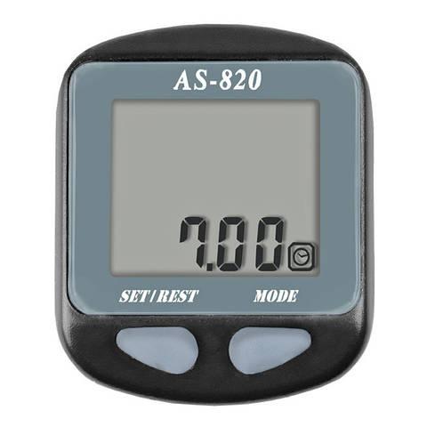 Велокомпютер спідометр ASSIZE AS-820 8-функцій провідний