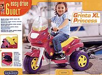 Детский мотоцикл Grinta XL Princess для девочек ED1031