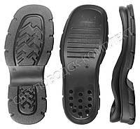 Подошва для обуви JB 523, цв. чёрный 45