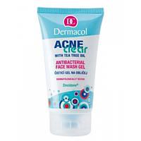 DC Acne Clear Antibacterial Wash Gel Гель для умывания для проблемной кожи, склонной к акне, 150 мл