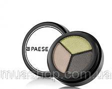 Тени для век Опал Перламутровые (232) Opal Eyeshadows Trio Perl. Silk  Paese