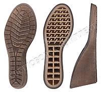 Подошва для обуви JB 2637TR, цв. бежевый 39