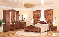 БАРОККО спальня MEBEL SERVICE UKRAINE