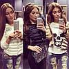ЛК007 Женская Куртка Шанель со стразами