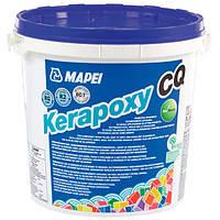 Заполнитель швов эпоксидный Mapei Kerapoxy CQ 100 3 кг белый