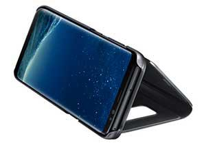чехол-samsung-Clear-View-Standing-Cover