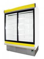 Горка-шкаф Cold R 15 P-DR/o