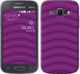 "Чехол на Samsung Galaxy Ace 3 Duos s7272 Pattern Geometric Waves ""3429c-33-328"""