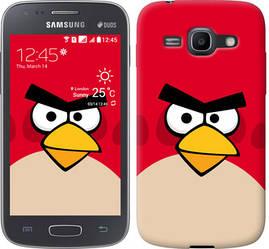"Чехол на Samsung Galaxy Ace 3 Duos s7272 Angry birds. Red. ""542c-33-328"""