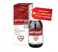 Артерон для поддержания сердечно-сосудистой системы 115 гр.