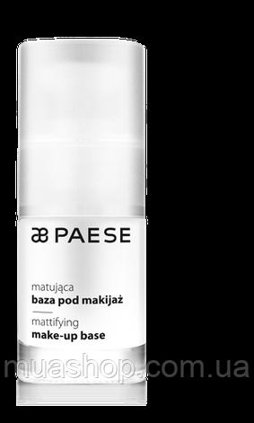 База под макияж Матирующая Mattifying Base Paese, фото 2