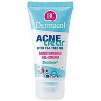 DC Acne Clear Moisturising Anti-Acne Gel Cream Гель-крем увлажняющий для проблемной кожи, 50 мл