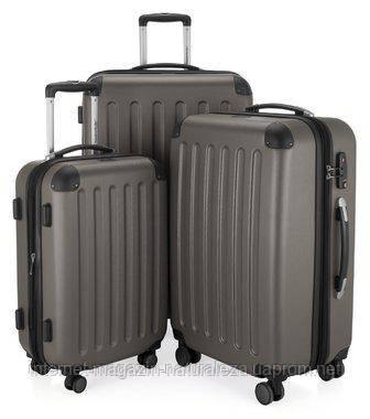 Набір валіз Hauptstadtkoffer Spree графітовий 3 штуки