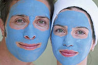 У Вас  проблема с кожей – используйте маски на основе голубой глины.