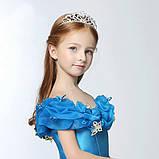Детская корона, диадема для девочки, высота 5 см., фото 3