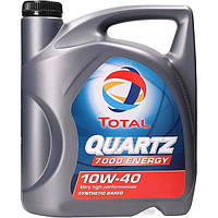 Масло моторное Total Quartz Energy 7000 10W40 4 л