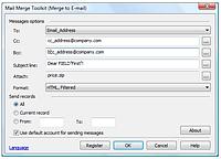 Mail Merge Toolkit PRO 3.0 (MapiLab)