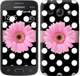 "Чехол на Samsung Galaxy Star Advance G350E Горошек 2 ""2147c-210-328"""