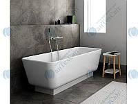 Мраморная ванна MARMORIN 157*75 Balta white base (721 160 020 xx x), фото 1