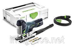 Лобзик маятниковый Carvex PS 420 EBQ-Plus Festool 576619