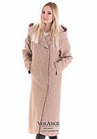 Стильное осенне-весеннее женское пальто
