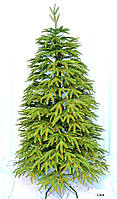 Искусственная елка литая Смерека-2  2.5 м.