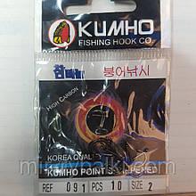 Крючок KUMHO model 091 size 02
