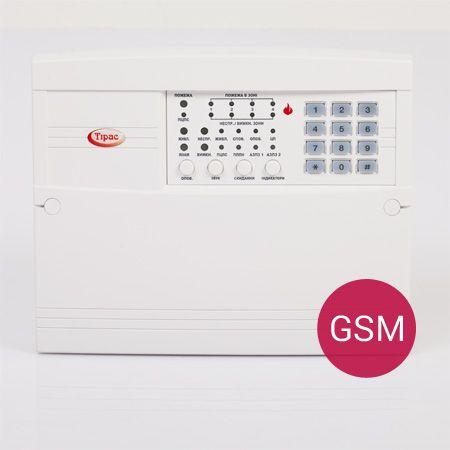 ППКП Тирас 4П.1  (встроенный GSM коммуникатор)
