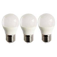 Лампа LED Feron Optima LB-580 A60 E27 12 Вт 4000K 3 шт