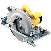 Пила циркулярная 1750 Вт, ручная, диск 235х30 мм, DeWALT D23700.