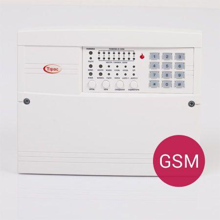 ППКП Тирас 8П.1 (встроенный GSM коммуникатор)
