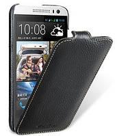 Кожаный чехол Melkco Jacka для HTC Desire 616, черный, фото 1