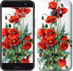 """Чехол на HTC 10 Маки """"523c-464-328"""""""