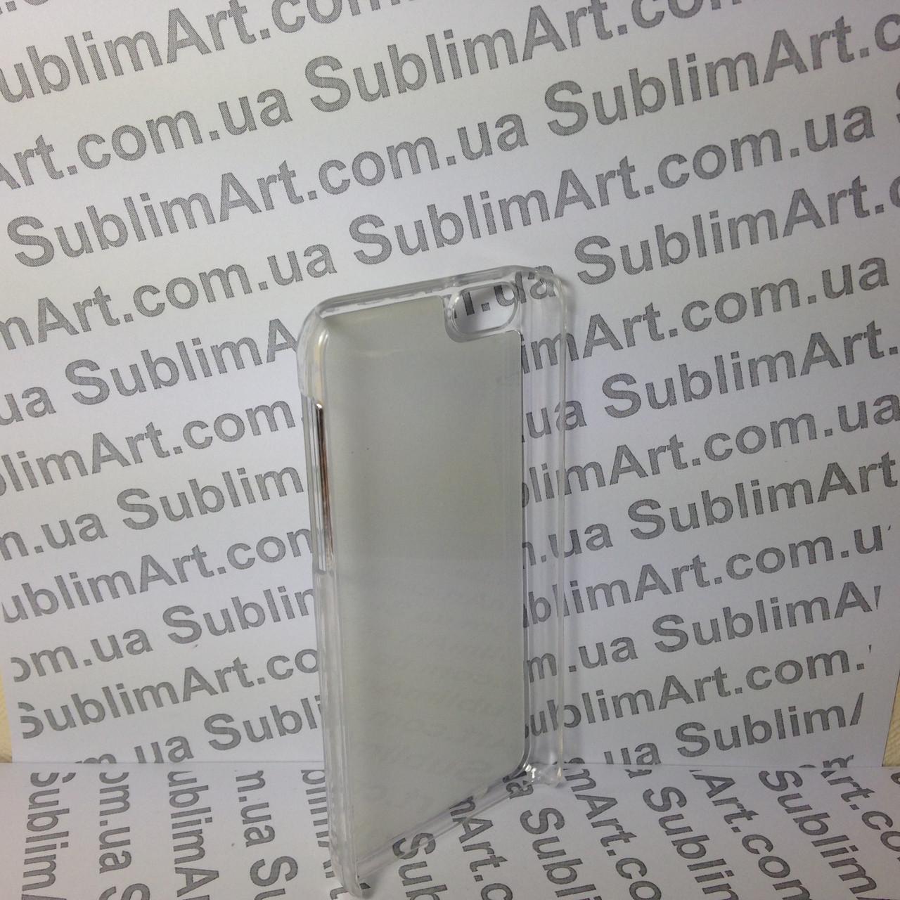 Чехол для 2D сублимации пластиковый Iphone 5C прозрачный