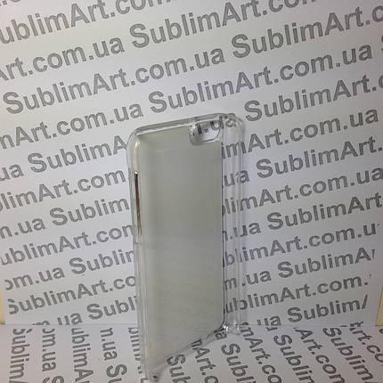 Чехол для 2D сублимации пластиковый Iphone 5C прозрачный, фото 2