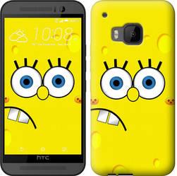 "Чехол на HTC One M9 Губка Боб ""197c-129-328"""