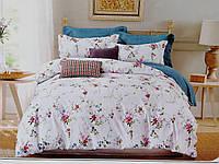 Комплект постельного белья из фланели (евро размер)