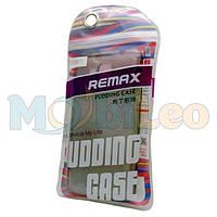 Чехол TPU Remax Ultra Thin Silicone case для LG Max X155 черный