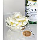 Габа ГАМК (аминомасляная кислота) 500 мг 100 капсул, фото 2