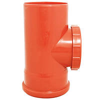Ревизия канализационная Инсталпласт 110 мм
