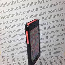 Чехол для 2D сублимации пластиковый Iphone 5C черный