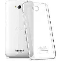 Пластиковый чехол Imak Crystal для HTC Desire 616 прозрачный