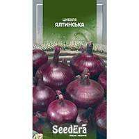 Семена Seedera Лук Красный Ялтинский 2 г