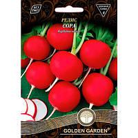 Семена Golden Garden гигант редис Сора 10 г